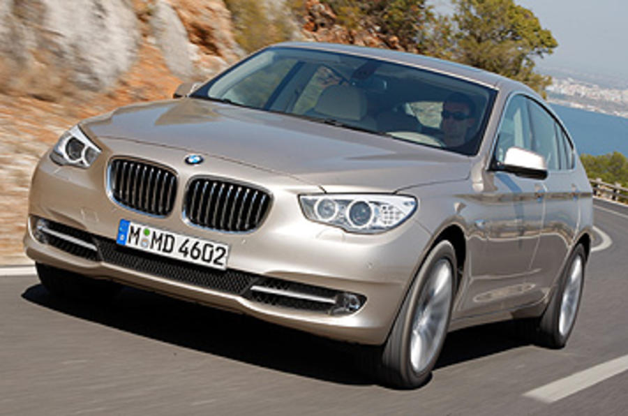 BMW 5 Series GT 535i Executive