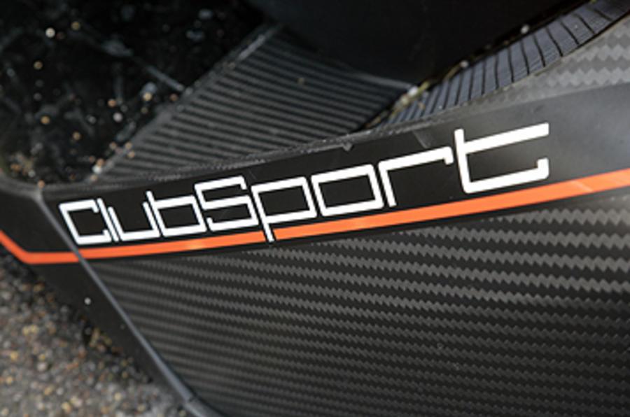 KTM X-Bow 300 decals