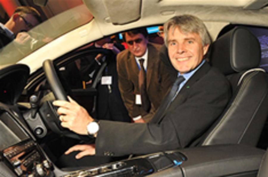 Car industry 'crucial to UK'
