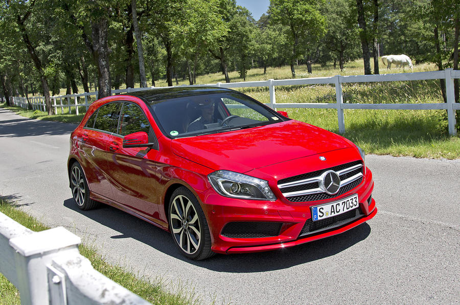 mercedes a 250 amg sport review | autocar