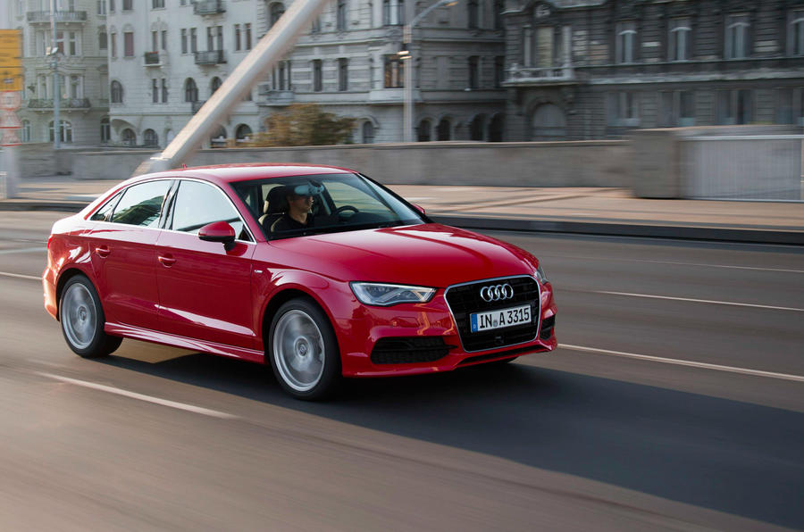 audi a3 saloon 1 4 tfsi petrol sport first drive. Black Bedroom Furniture Sets. Home Design Ideas