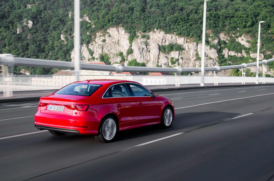 Audi A3 Saloon 1.4 TFSi Sport first drive