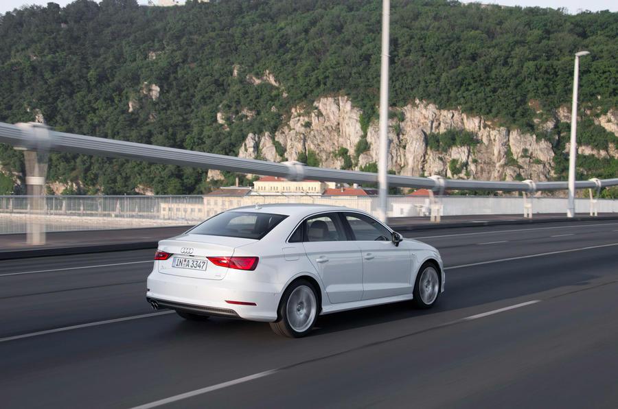 Audi A3 Saloon 2.0 TDI Sport first drive