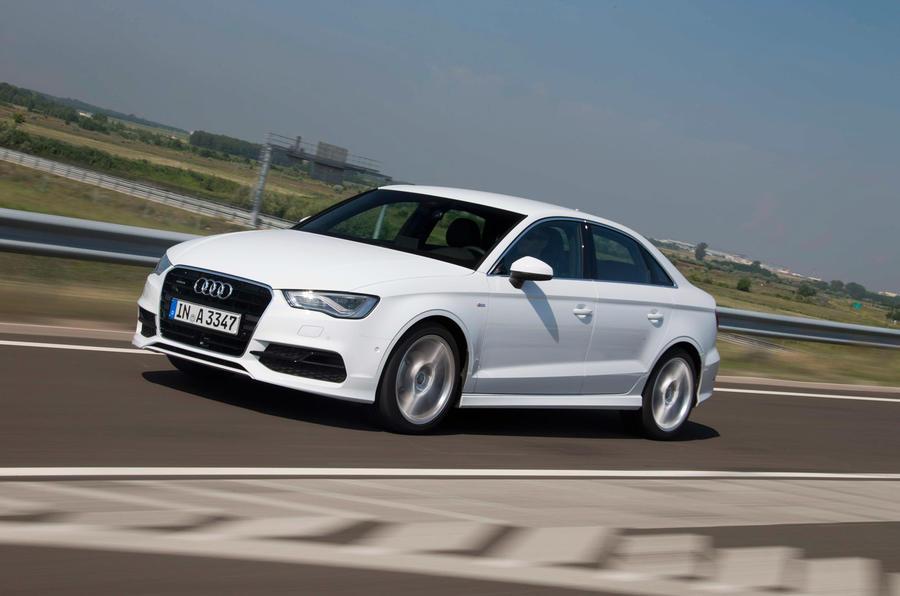 Audi A3 Saloon 2.0 TDI Diesel Sport First Drive
