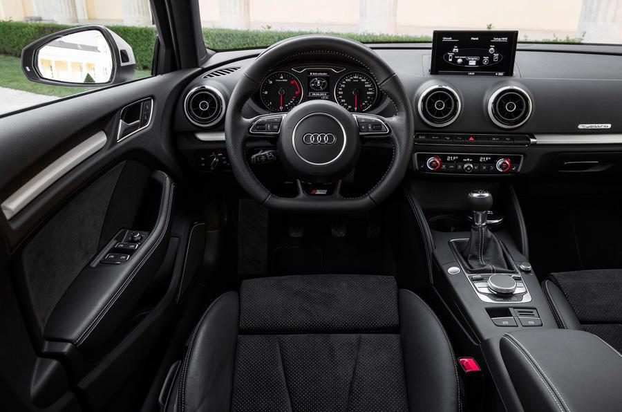 audi a3 saloon 1 4 tfsi petrol sport first drive. Black Bedroom Furniture Sets. Home Design Ideas