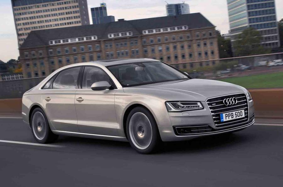New Audi A8 prices revealed