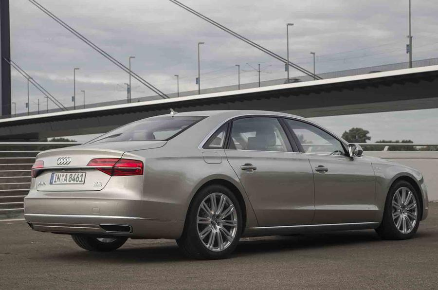 Audi A8 3.0 TDI first drive review