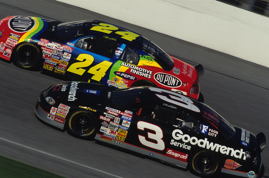 The emotional return of NASCAR's most famous number