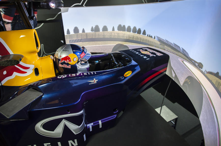 From virtual racer to F1 hopeful in just three years