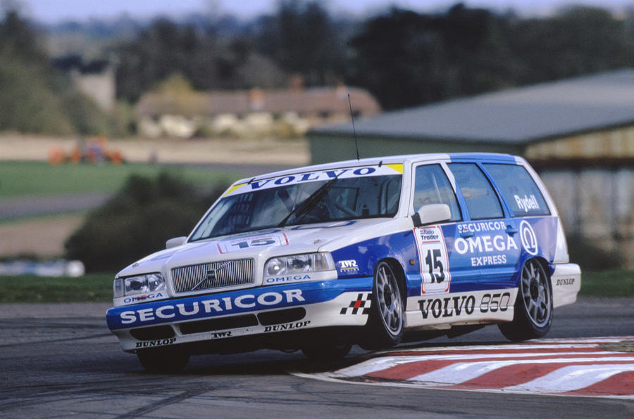 Why motorsport needs more estate cars