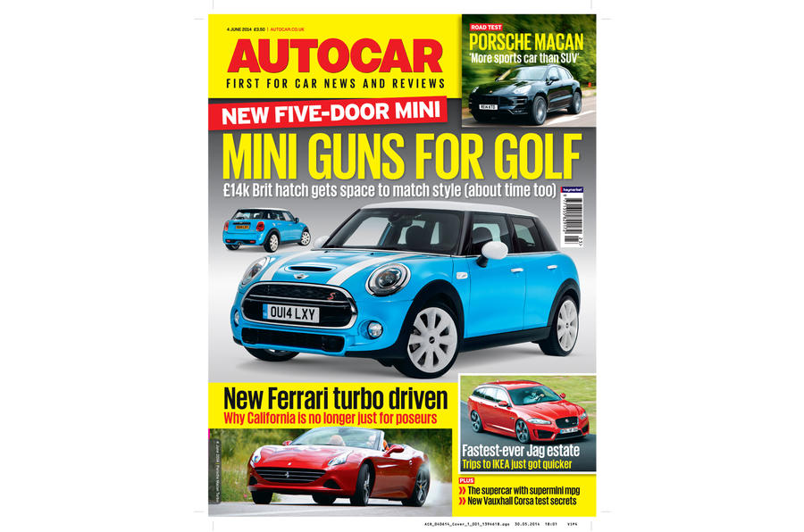 Autocar magazine 4 June preview