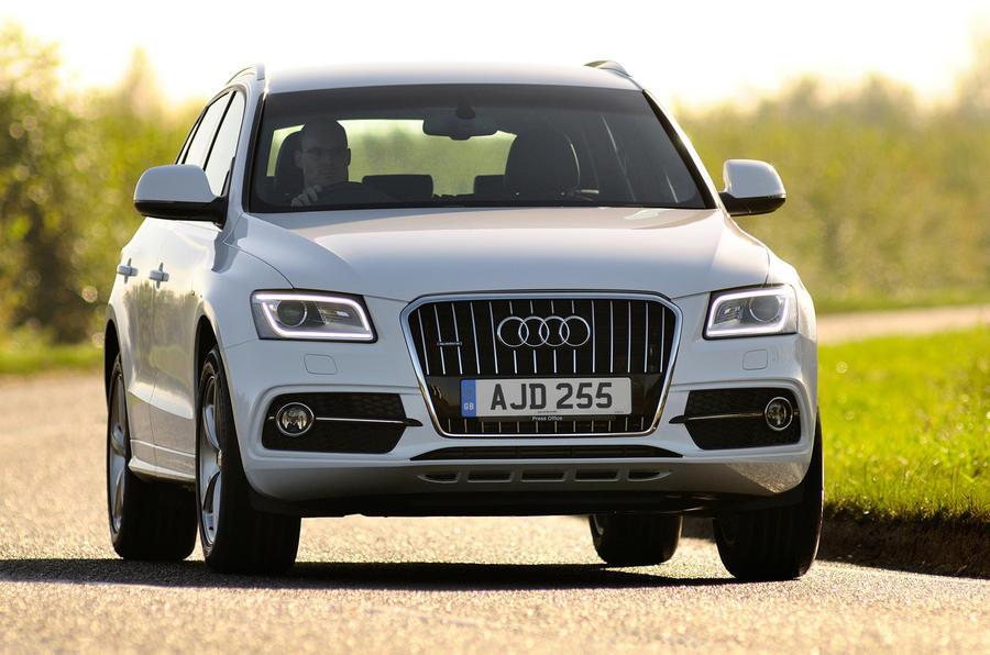 Audi Q5 2.0 TFSI S-line Tiptronic