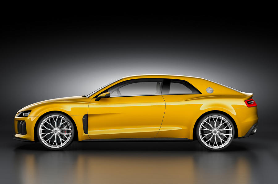 Audi Quattro could still make production