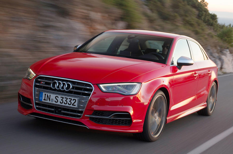 audi s3 saloon first drive. Black Bedroom Furniture Sets. Home Design Ideas