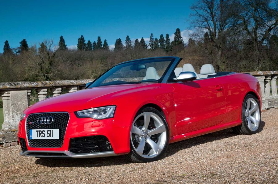 3.5 star Audi RS5 Cabriolet