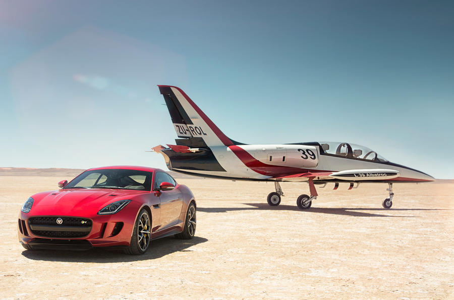 Jaguar confirms new all-wheel-drive F-type for LA motor show