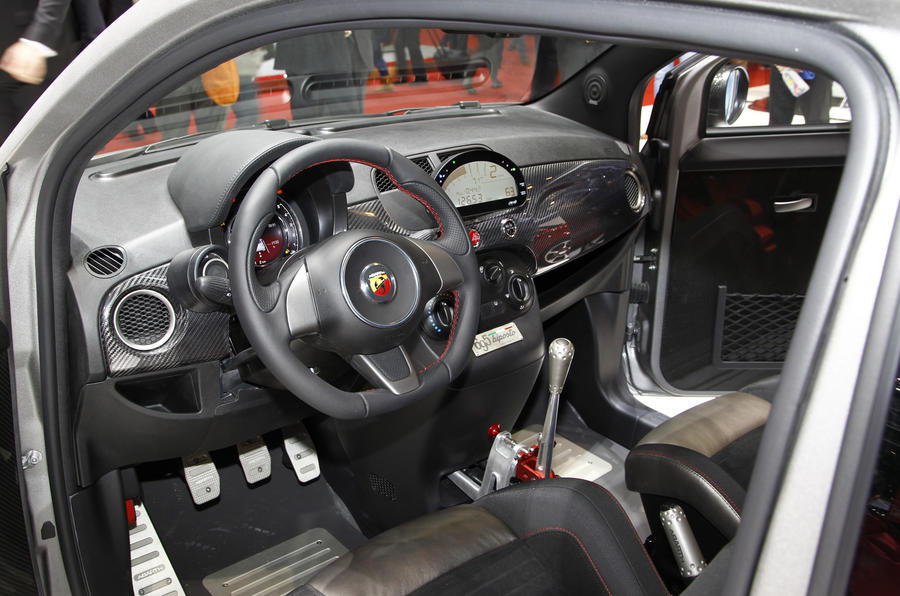 Class-leading pace for sub-tonne Abarth 695 Biposto