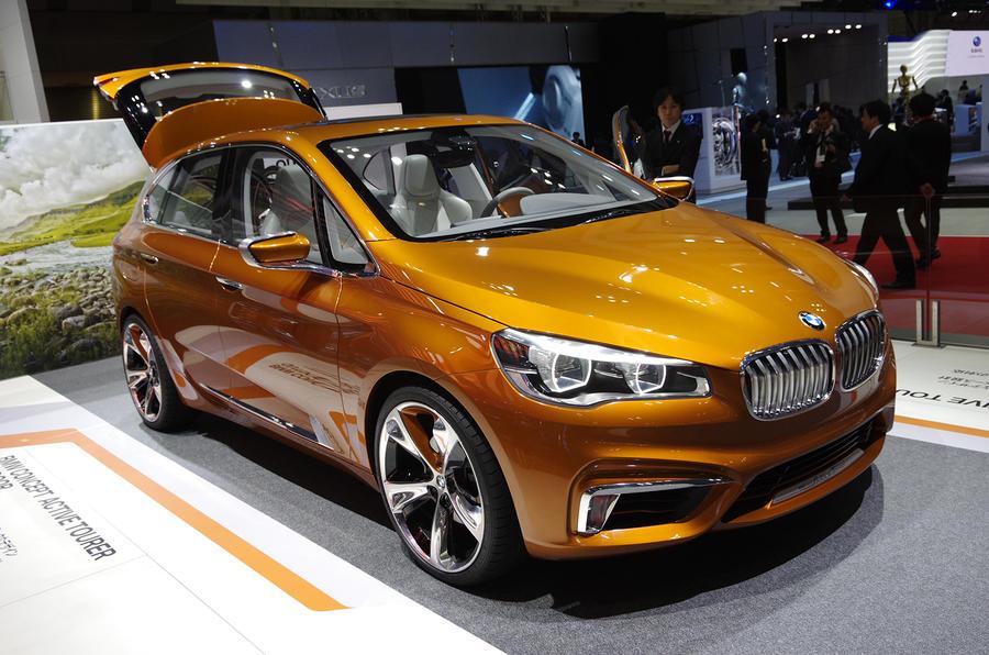 BMW plans more front-wheel drive models