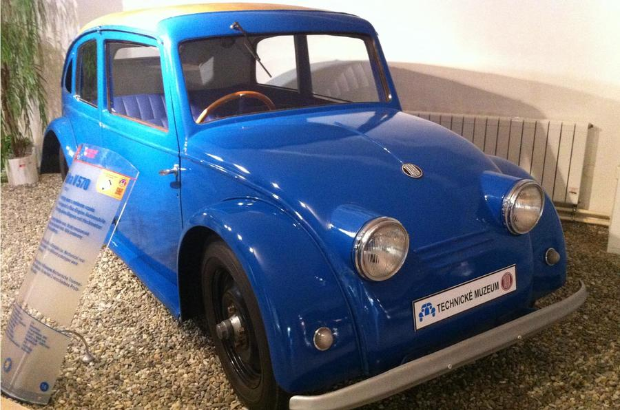 A quick tour around the weird and wonderful Tatra museum