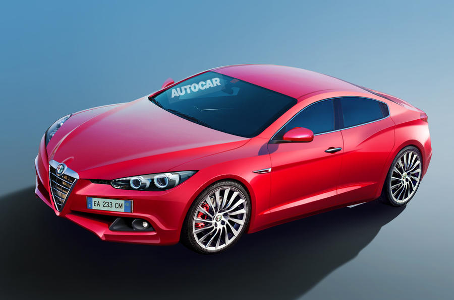 Alfa Romeo plots expanded model line-up and new powertrains