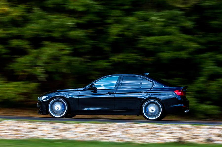 BMW 3 Series-inpsired Alpina D3