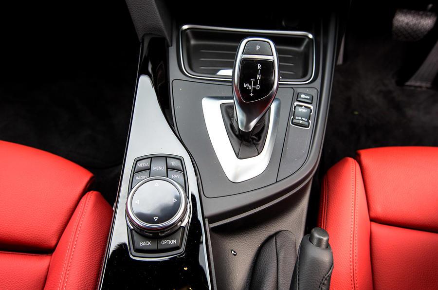 D3 uses BMW's 8-speed 'box