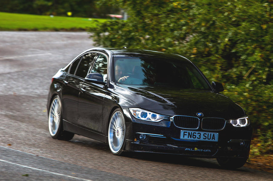 Alpina D3 Biturbo Review (2018) | Autocar