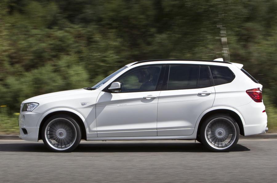 BMW X3-inspired Alpina XD3