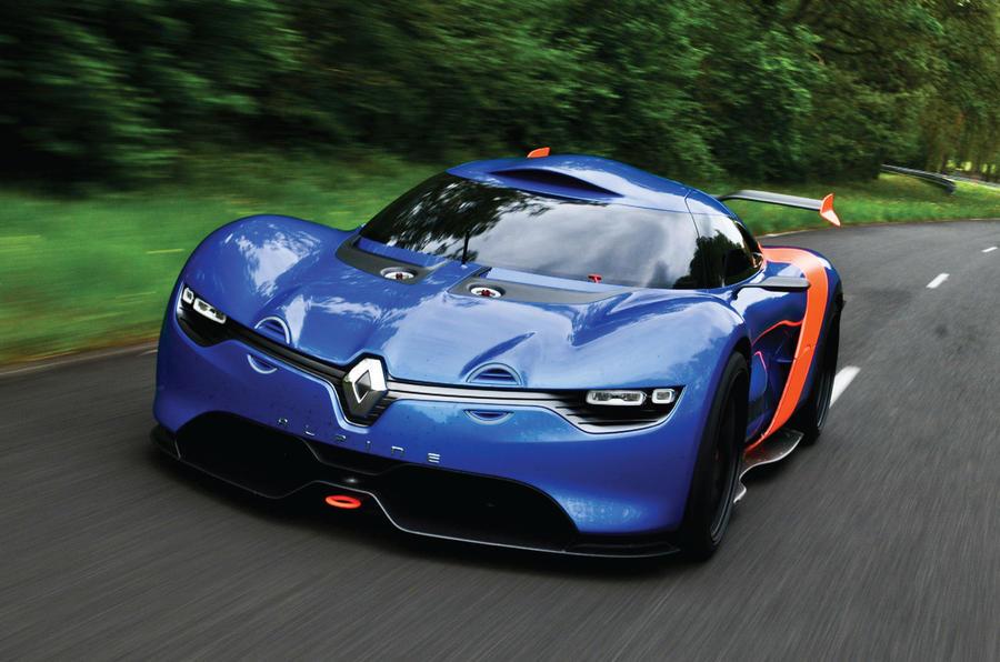 Caterham Alpine coupe due in 2016