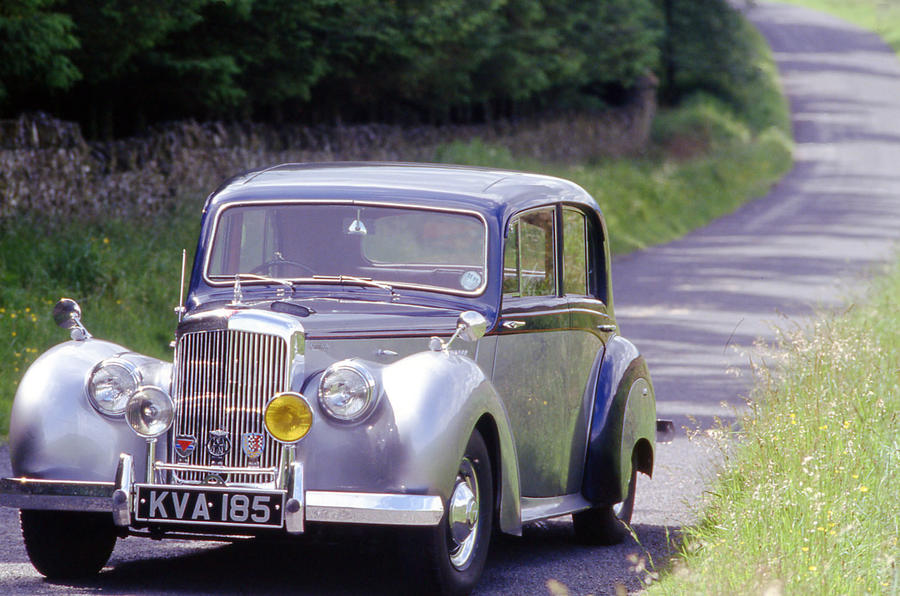 Remembering Britain's failed car companies - picture ...