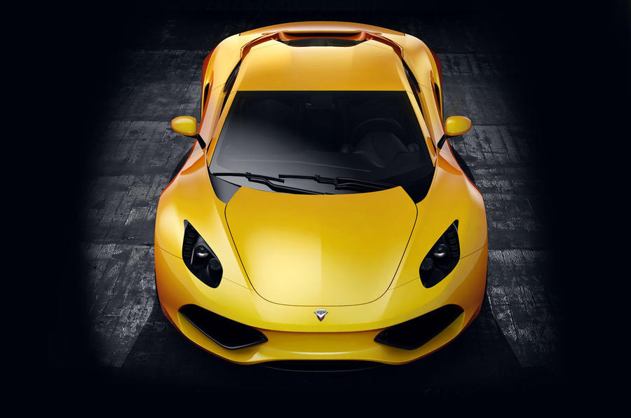 New 641bhp Arrinera Hussaray supercar revealed