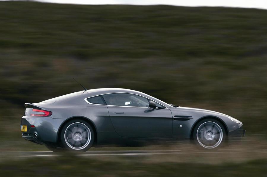 Aston Martin recalls more than 17,000 vehicles