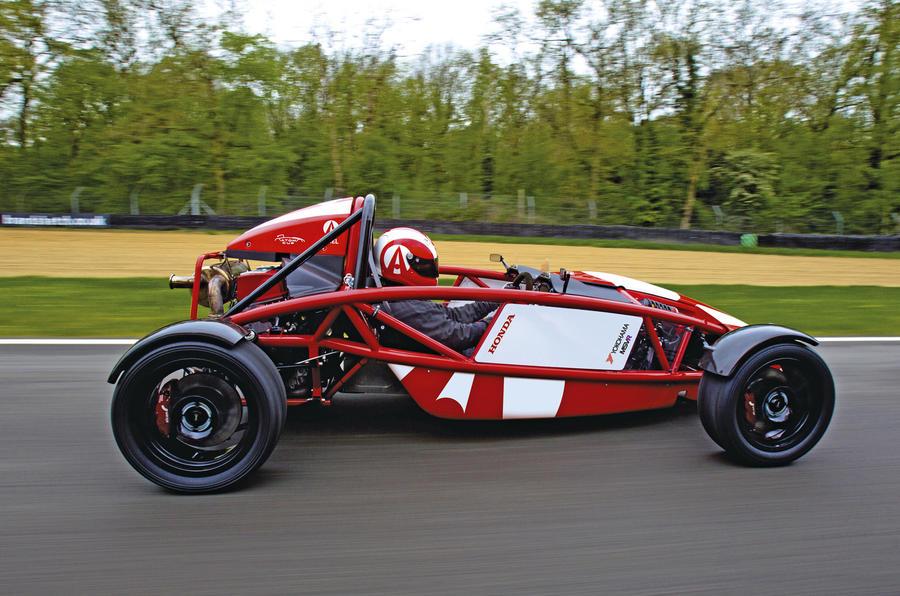 Ariel Atom Race Series Announced Autocar