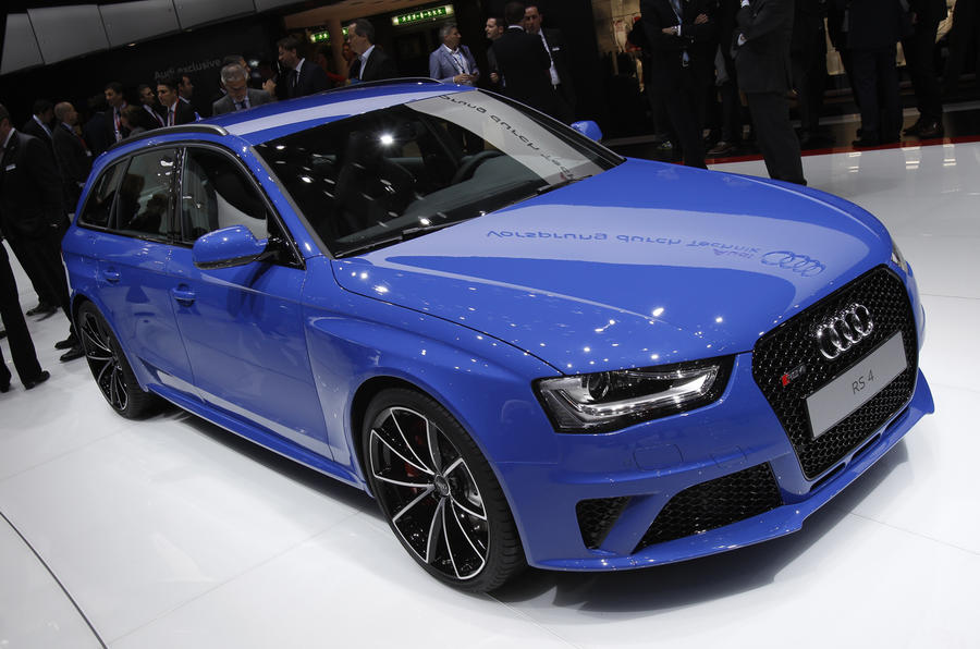 Audi celebrates RS2 with special RS4 Avant