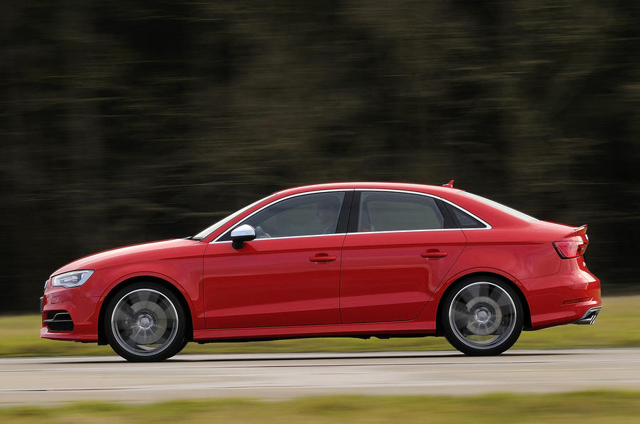 Audi S3 saloon UK first drive review