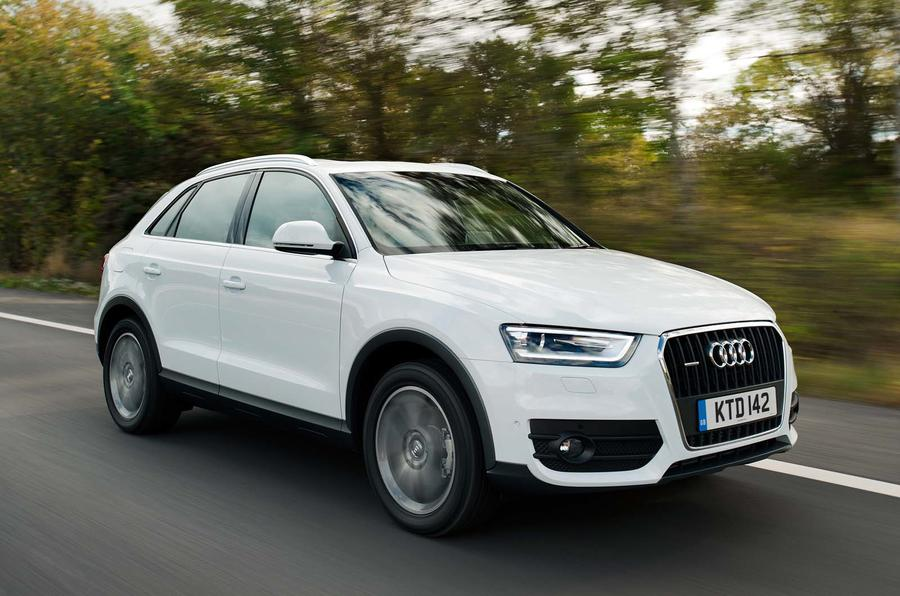 entry level audi q3 2 0 tdi quattro revealed autocar. Black Bedroom Furniture Sets. Home Design Ideas