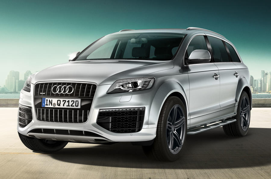 Quick news: Car insurance falls 14%, New Audi Q7 trims
