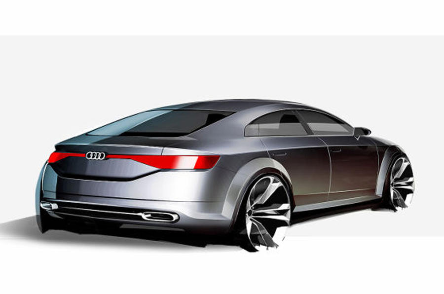 Five-door Audi TT Sportback leaks out ahead of Paris debut