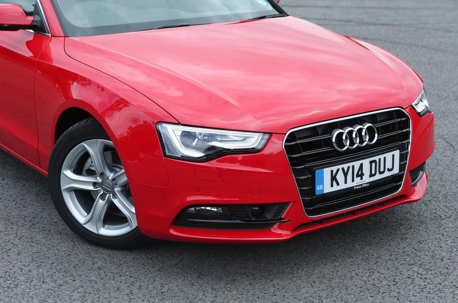 161bhp Audi A5