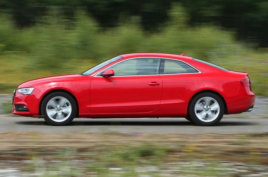 £31,470 Audi A5 Ultra TDI