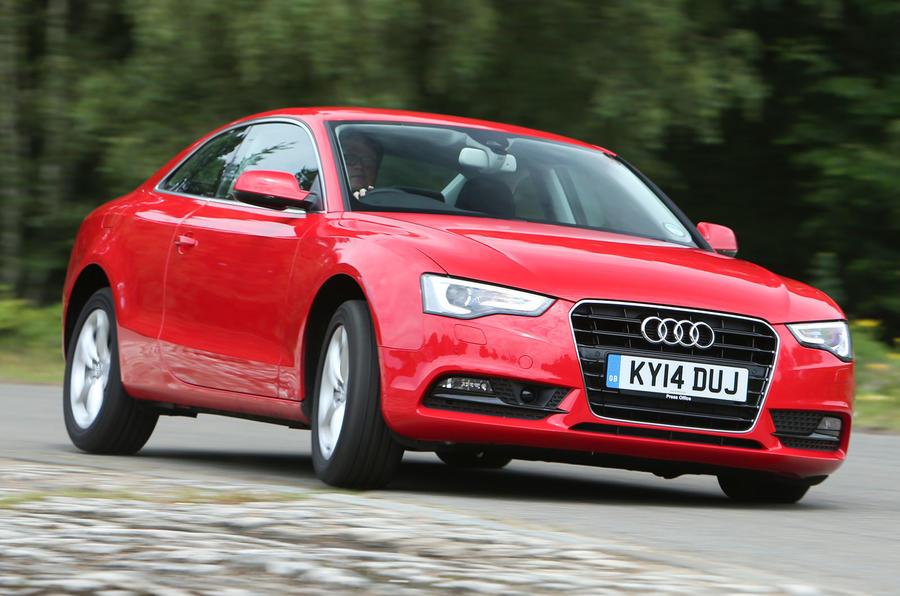 4 star Audi A5 Ultra TDI