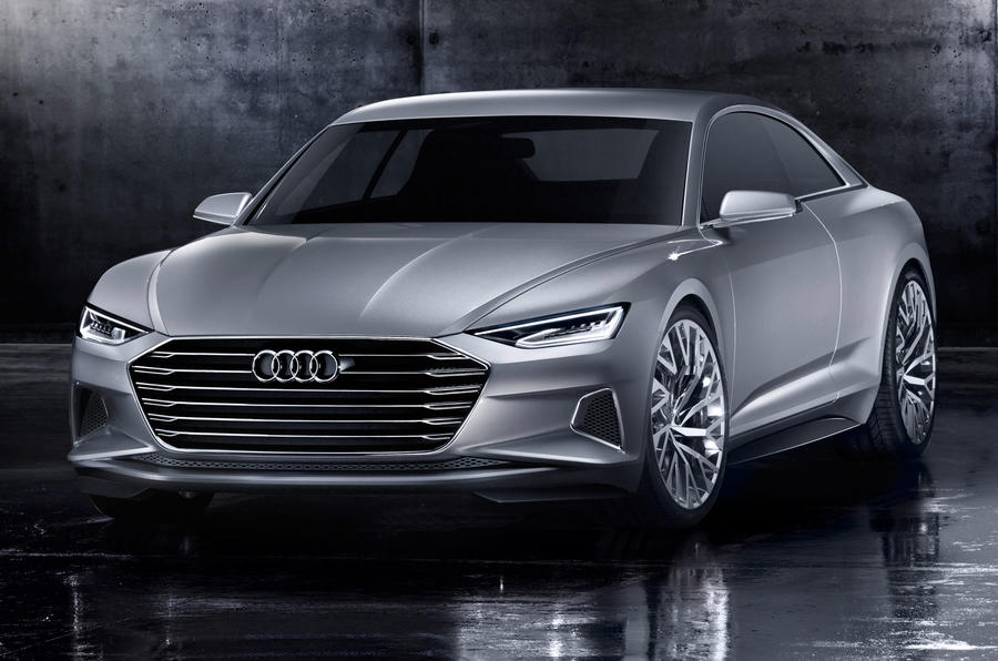 Audi reveals luxurious Prologue concept at LA motor show