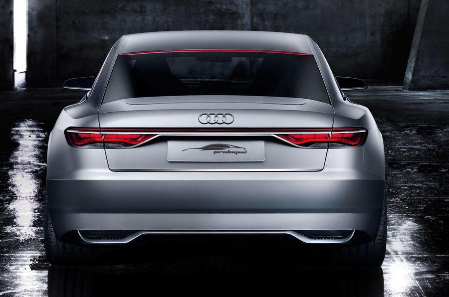 Audi reveals luxurious Prologue concept at LA motor show