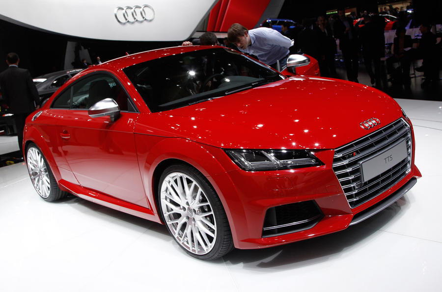 New Audi TT Revealed Autocar - Audit car