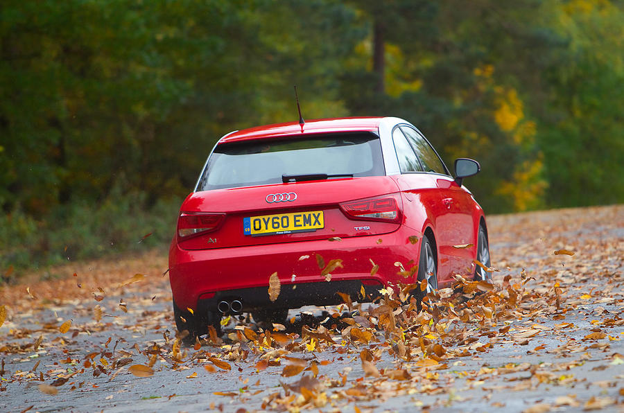 4 star Audi A1