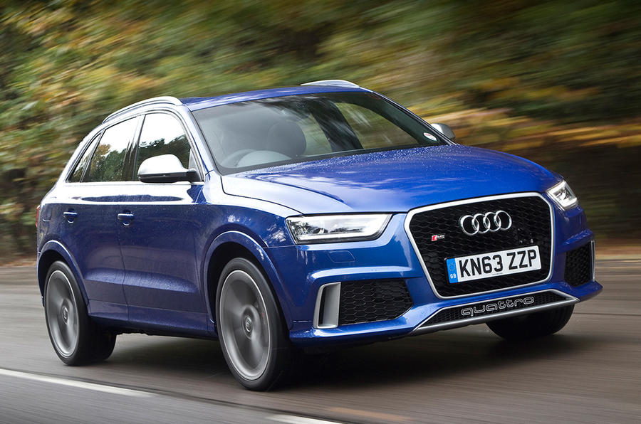 Audi Rs Q3 Review 2017 Autocar