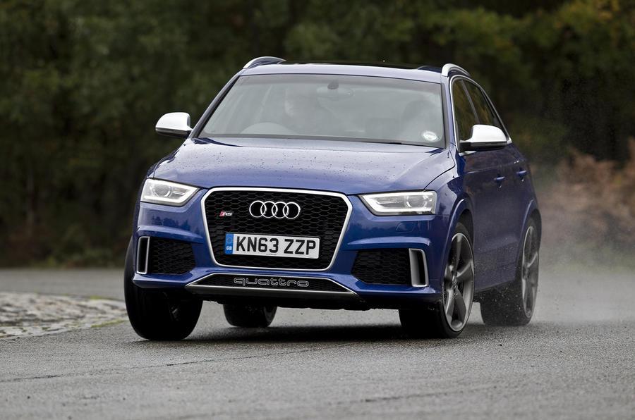 Audi Rs Q3 Performance Autocar
