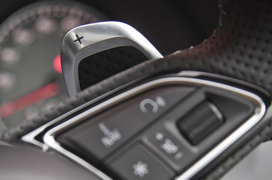 Flappy paddles in the RS Q3