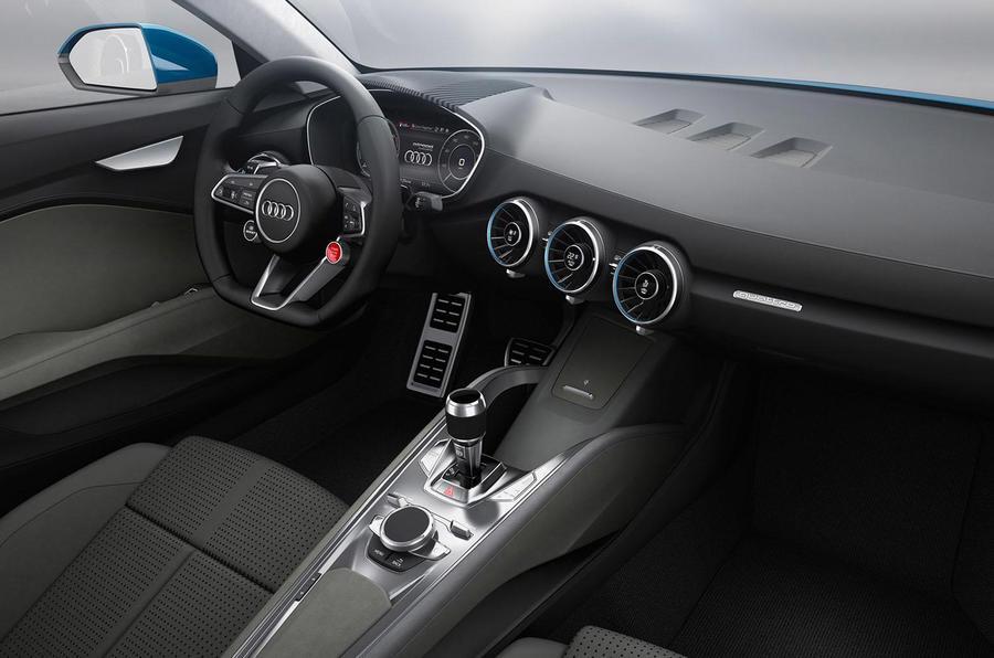 Audi Allroad Shooting Brake concept revealed