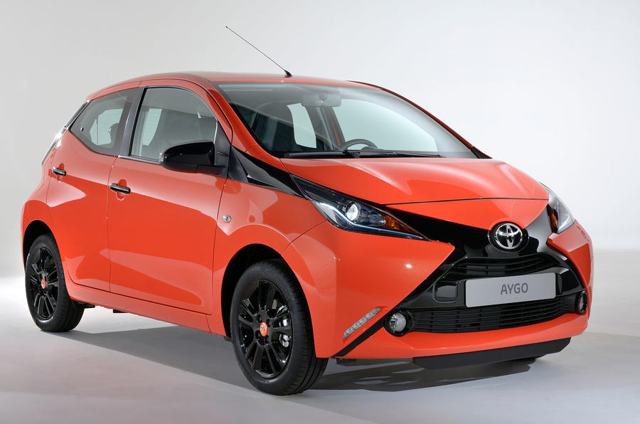 New Toyota Aygo to cost from £8500